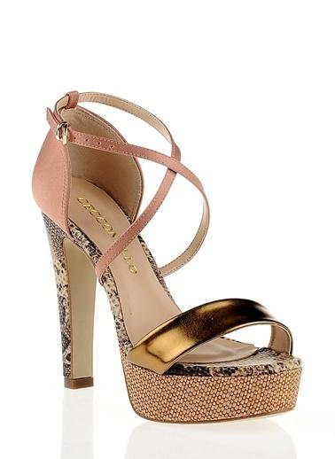 Cecconello Ayakkabı Bronz
